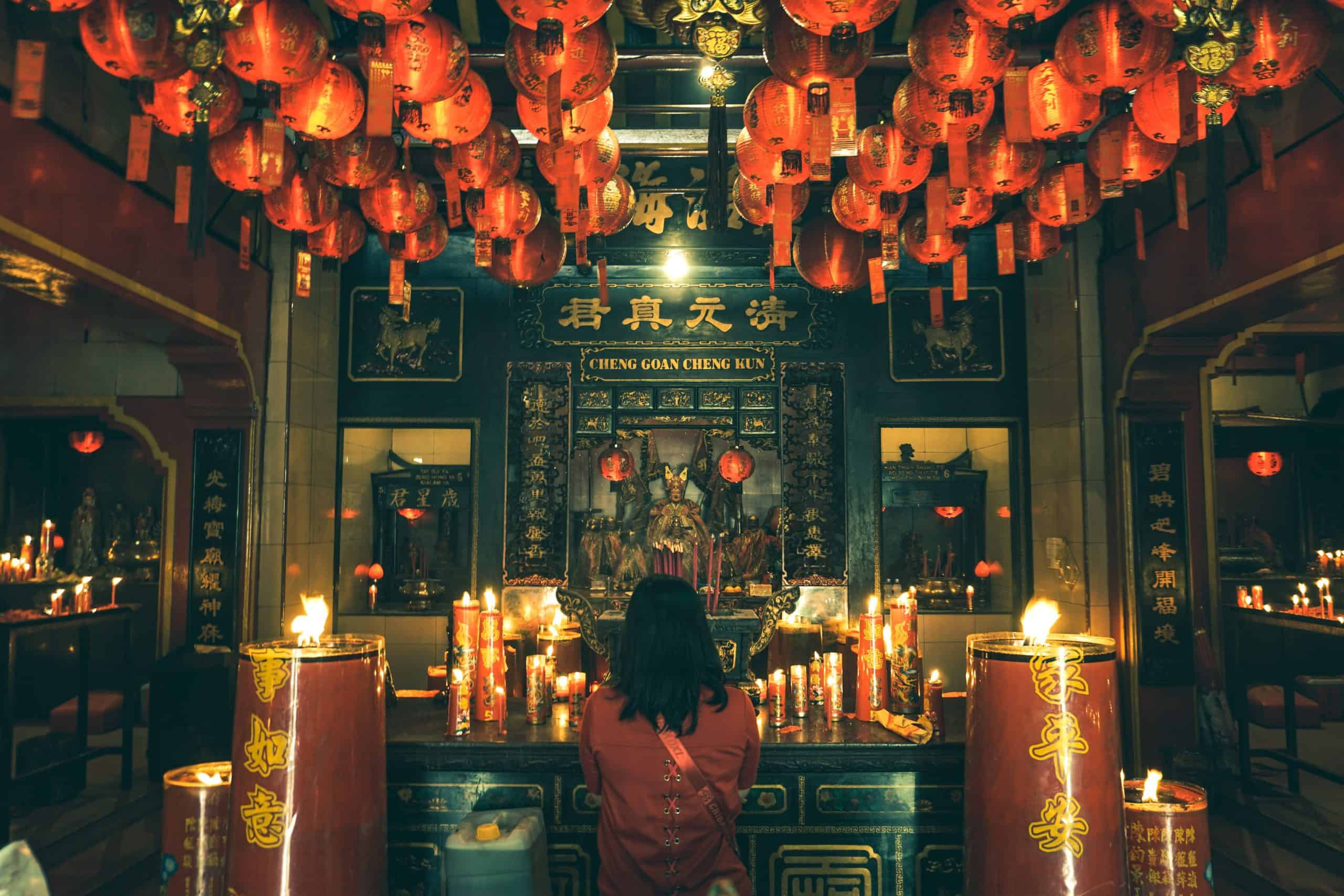 Chinese Temple That You Must Visit