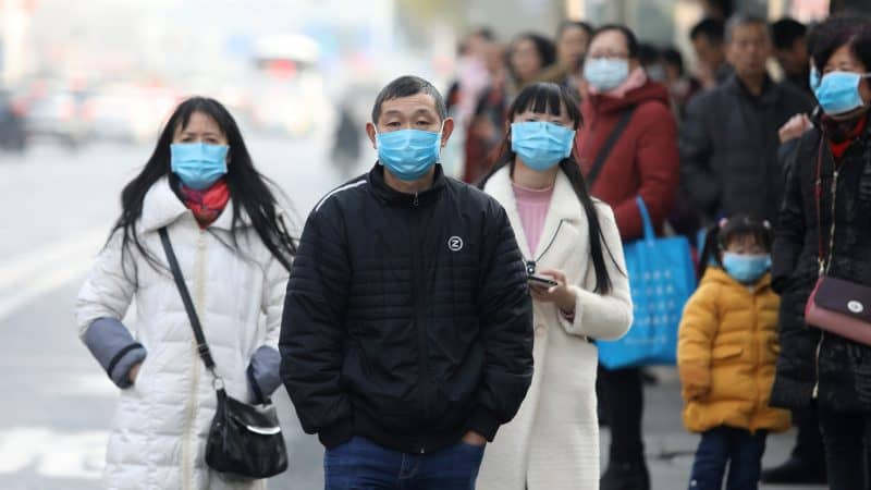 China In The News Again About COVID-19 Pandemic